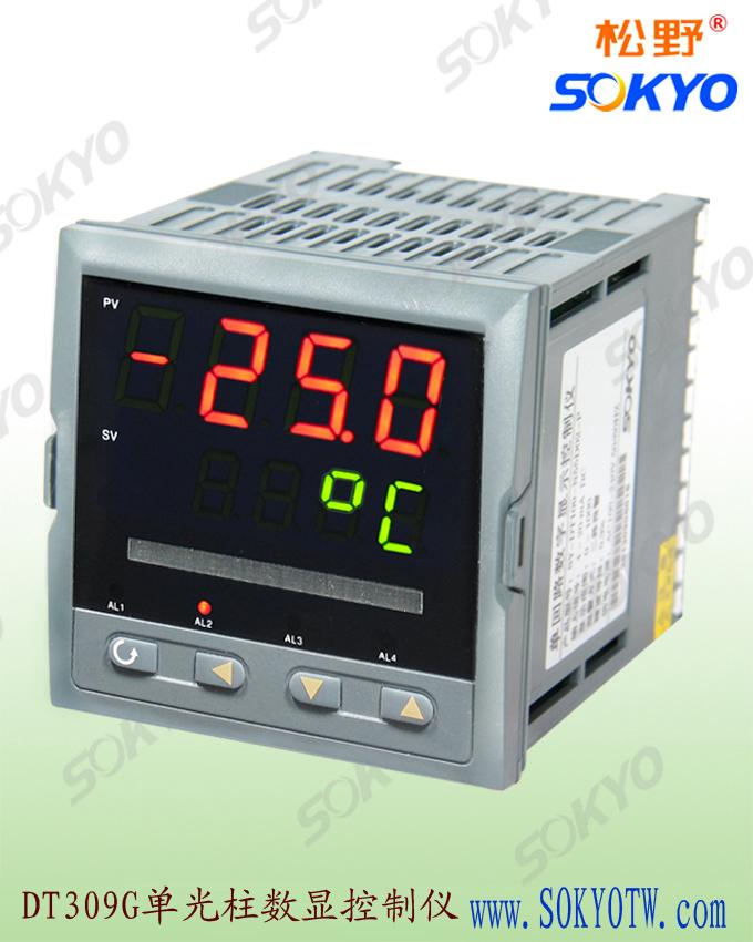 智能数显表,dt309g单光柱数显控制仪