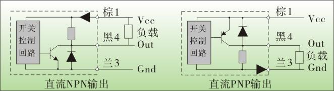 tz-u7槽形光电开关,光电开关接线图