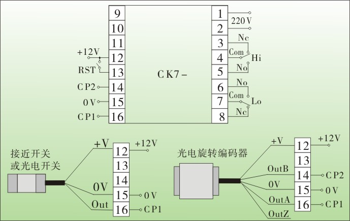 常见的rs485接线方式