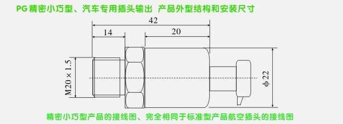 松野电气是专业生产隔爆压力变送器,PG1300M隔离防爆压力传感器的厂家,台湾技术,采用进口传感元件,本安防爆,精度高,温漂小,抗变频干扰能力强,免费热线:400-027-0806. 一、隔爆压力变送器,PG1300M隔离防爆压力传感器产品特点: 1、精密小巧型、采用无缝焊接结构标准的DC 4~20 m A 输出、电压 0~5V/1~5/0~10V等 特殊要求可以定做 0.